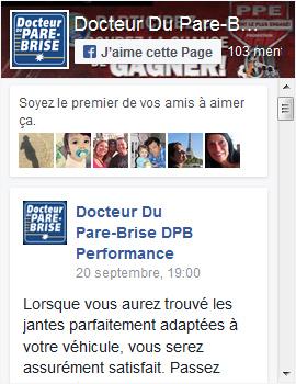 Facebook Le Centre du Pneu Papineau