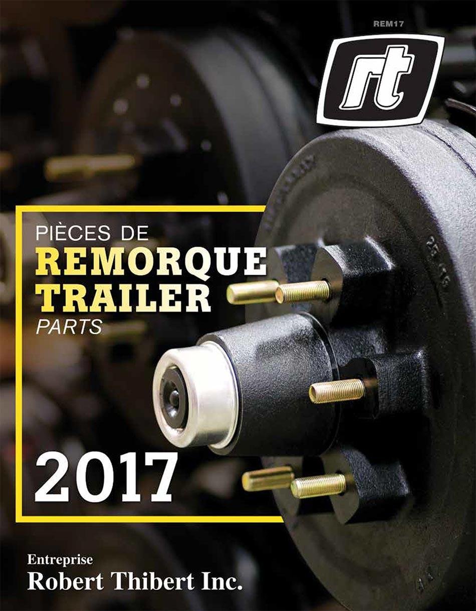catalogue remorque